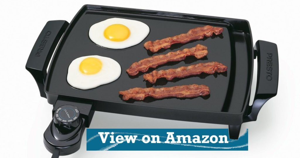 Presto electric griddle, 07211 Liddle Griddle