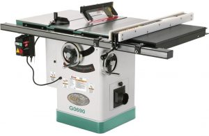 Grizzly G0690 Best Cabinet Table Saw With Riving Knife