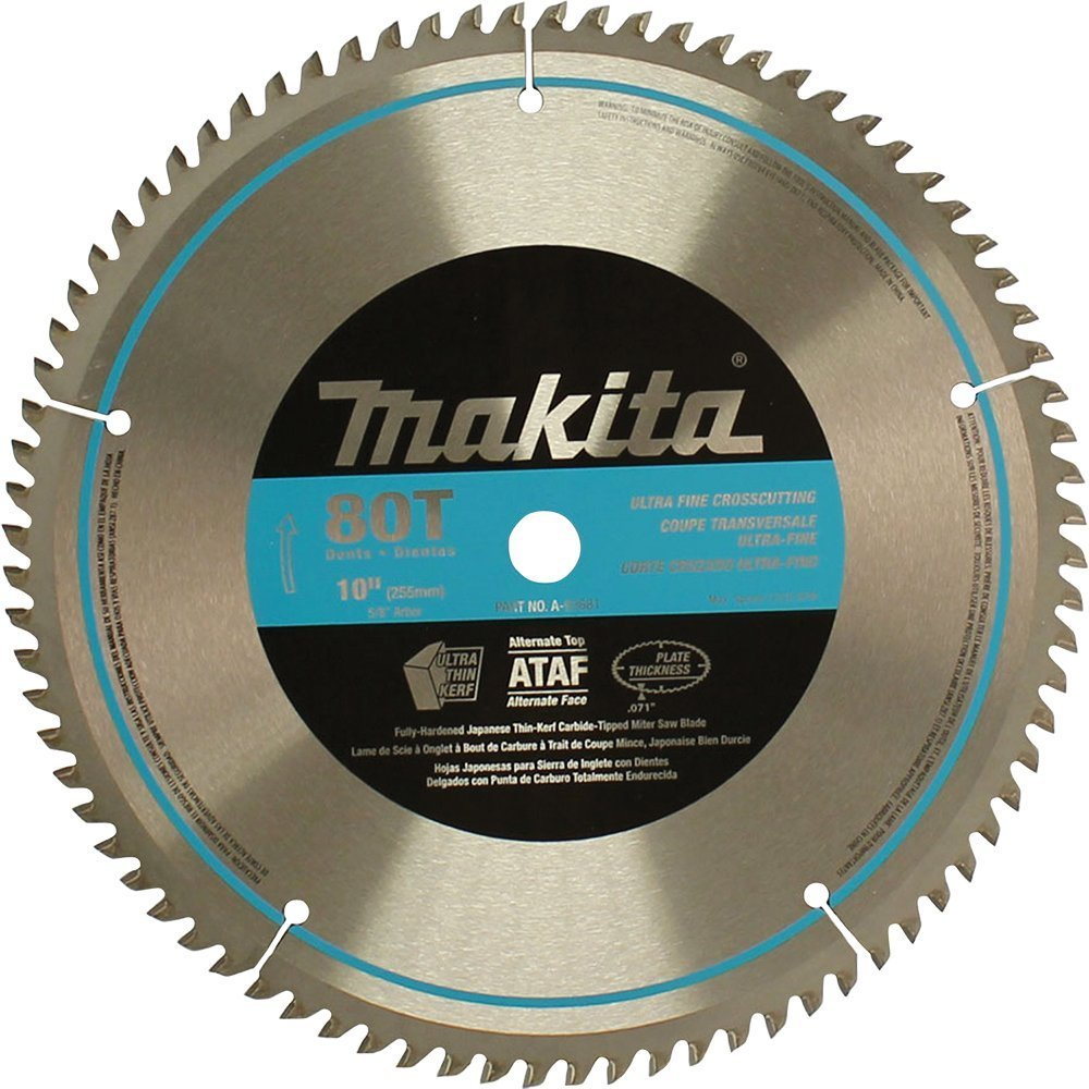 The 5 Best Miter Saw Blades Buy In 2018 In Depth Review