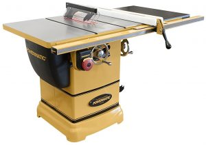 Powermatic PM1000 1791000K Table Saw 30-Inch Fence, table saw, best table saw, table saws