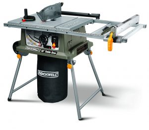 Rockwell RK7241S Table Saw with Laser, table saw, best table saw, table saws