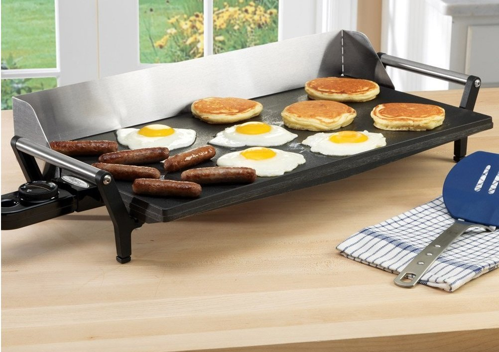 electric griddle shopping guide for 2017